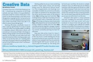 20121010 - Creative Data