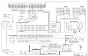 Hammond B3 - Wiring Diagram
