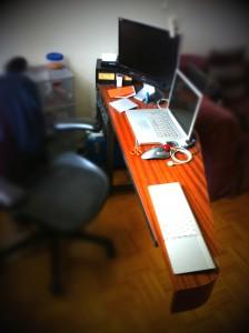 APKaudio - Home Desk