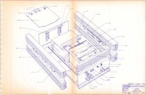 WBS - ART - M625B power supply - Inside