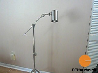 cymbal stand lamp 001